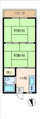 HN-2-017ヒカオプリンスコート201号室