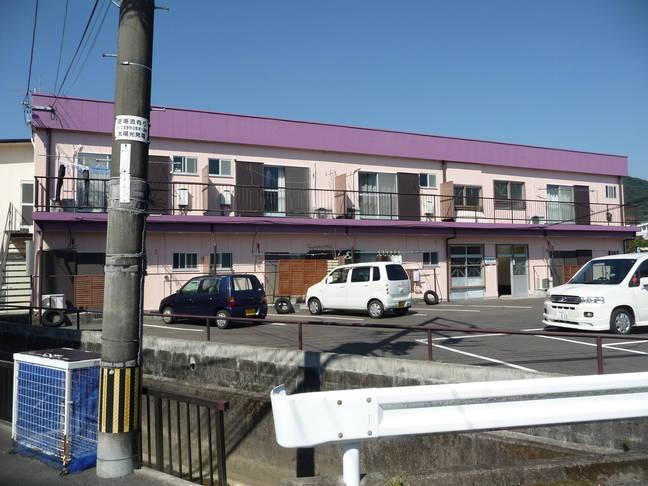 浜町サンエイハウス211号室