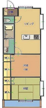 ハイム内山305号室