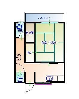 浜町サンエイハウス205号室